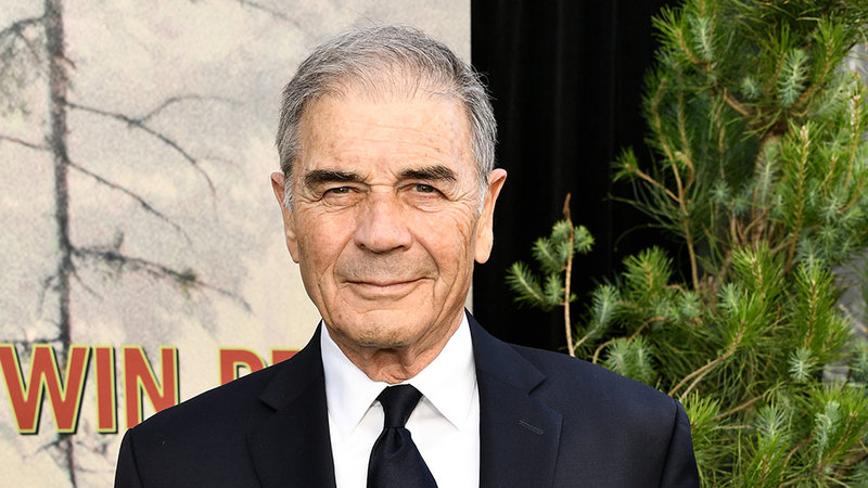 Robert Forster Showtime's TWIN PEAKS TV series premiere, Arrivals, Los Angeles, USA - 19 May 2017