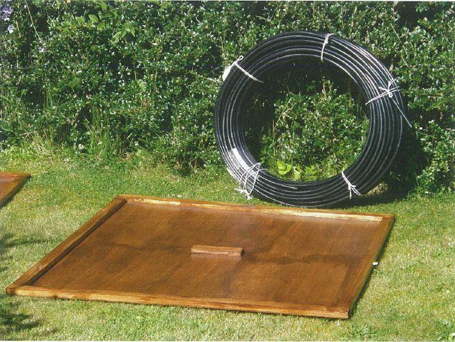 Solar water heating off grid living projects living in - Solar hot water heater for swimming pool ...